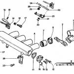 Groep 2 Onderdelen Buiten de Motor